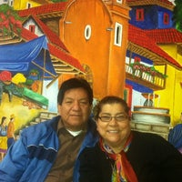 Photo taken at Los Nortenos Mexican Restaurant by adriana g. on 12/25/2011