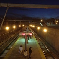 Photo taken at MBTA Ruggles Station by Michael B. on 1/11/2012
