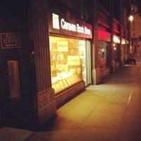 Photo taken at Caravan Bookstore by Johnson B. on 5/11/2012
