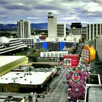 Photo taken at Circus Circus Reno Hotel & Casino by ✈--isaak--✈ on 4/30/2012