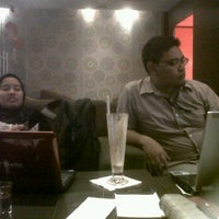 Photo taken at Panini House by Mira K. on 2/16/2012