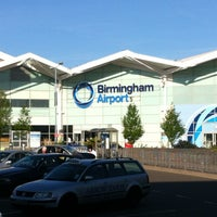 Photo taken at Birmingham Airport (BHX) by Clive R. on 5/13/2012