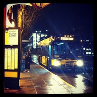Photo taken at Northgate Transit Center by Will D. on 4/26/2012
