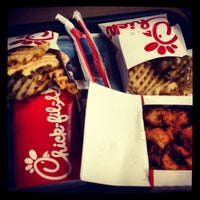 Photo taken at Chick-fil-A by elicit on 6/17/2012