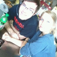 Photo taken at Wok 'n Roll by Michael J. on 3/26/2012
