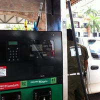 Photo taken at Pemex gasolinera Gutierrez by dario p. on 10/13/2011