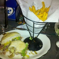 Photo taken at Rex's Burgers & Brews by Tricia W. on 11/2/2011