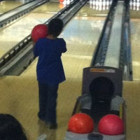 Photo taken at Oak Hills Lanes by Emily M. on 2/10/2012