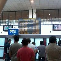 Photo taken at Comodoro Arturo Merino Benitez International Airport (SCL) by Matías E. on 12/10/2011
