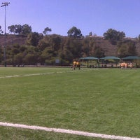 Photo taken at Laguna Niguel Skate Park (and Soccer field) by Danelle W. on 11/5/2011