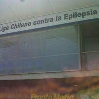 Foto tomada en Liga Chilena Contra La Epilepsia por María Pastora S. el 11/12/2011