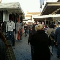 Photo taken at Mercato di Codogno by Davide B. on 10/21/2011