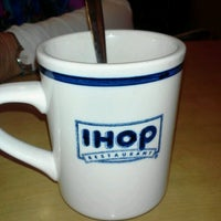 Photo taken at IHOP by Steve A. on 1/7/2012