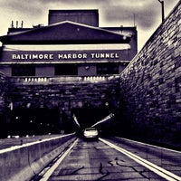Photo taken at Baltimore Harbor Tunnel by Mac on 11/24/2011