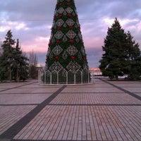 Снимок сделан в Площадь Ленина пользователем Наталья Д. 1/15/2012