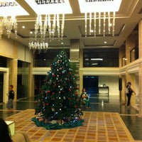 Photo taken at SC Park Hotel by nopharut D. on 12/31/2011