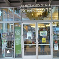 Photo taken at Portland State Bookstore by Portland State University on 9/18/2011