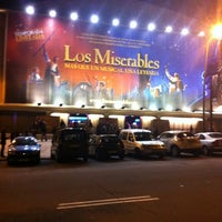Photo taken at Barcelona Teatre Musical by Josmy A. on 10/29/2011