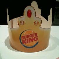Photo taken at Burger King by Mayza d. on 11/6/2011