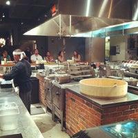 Photo taken at Kushi Izakaya & Sushi by Janie Y. on 7/4/2012