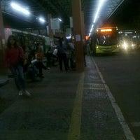 Photo taken at Terminal Rodoviário Urbano by Marlon B. on 6/18/2012