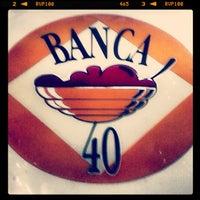 Foto tirada no(a) Banca 40 por Alessandro P. em 7/5/2012