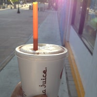 Photo taken at Jamba Juice Guadalupe / Austin by Dat L. on 4/20/2012