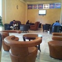 Photo taken at Desalegn Hotel by David O. on 2/12/2012