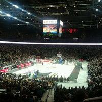 10/14/2011에 Rūta C.님이 Žalgirio arena | Zalgiris Arena에서 찍은 사진
