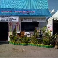 Photo taken at Lokasi Pameran EXPO Kalteng by Putie J. on 5/23/2012