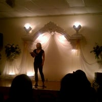 Photo taken at Continental Cafe and Event Center by Byron C. on 11/12/2011