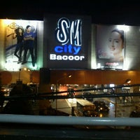 Photo taken at SM City Bacoor by Phil G. on 11/6/2011