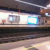 Foto tomada en Metro Las Mercedes por Rodrigo C. el 4/26/2012