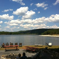 Photo taken at Rocky Gap Casino Resort by Todd P. on 7/31/2011