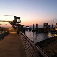 Photo taken at Galveston - Bolivar Ferry by Caleb H. on 7/9/2011