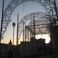 Photo taken at Novara di Sicilia by Francesco L. on 8/15/2012