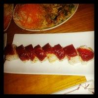Photo taken at Teru Sushi by Ben E. on 9/8/2012