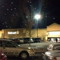 Photo taken at Walmart Supercenter by Matthew B. on 11/20/2011