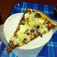 Photo taken at George's Pizza by Mr Stone P. on 11/14/2011