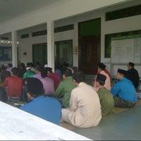 Photo taken at Surau Al-Madani Jalan 3 by Syahmey R. on 8/19/2012