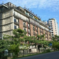 Photo taken at Pak Ping Ing Tang Boutique Hotel by Workshoppu on 9/30/2011