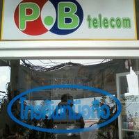 Photo taken at P.B telecom by Pattaranon B. on 12/1/2011