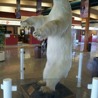 Photo taken at Inuvik Airport (YEV) by Ali M. on 5/19/2012
