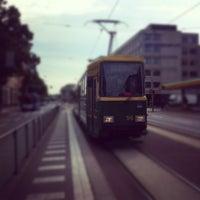 Photo taken at HSL Raitiolinja 2 by Noora S. on 7/26/2012