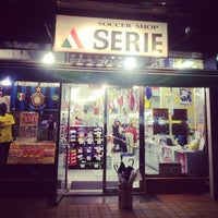 Photo taken at サッカーショップセリエ 千葉店 by ikeyu on 3/10/2012