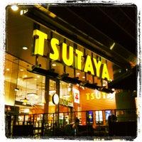 Photo taken at Tsutaya by Benny on 8/19/2012