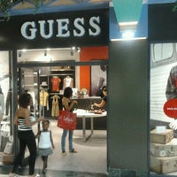 Photo taken at GUESS by 👑 Jess L. on 2/4/2012