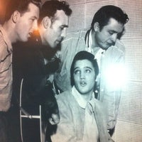 Photo taken at Sun Studio by Lissa C. on 4/26/2012