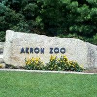 Photo taken at Akron Zoo by Meg M. on 7/31/2012