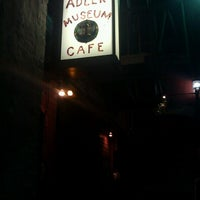 Photo taken at Specs' Twelve Adler Museum Cafe by Holden K. on 12/16/2011